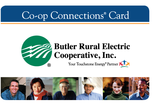 Co-op Connections Card